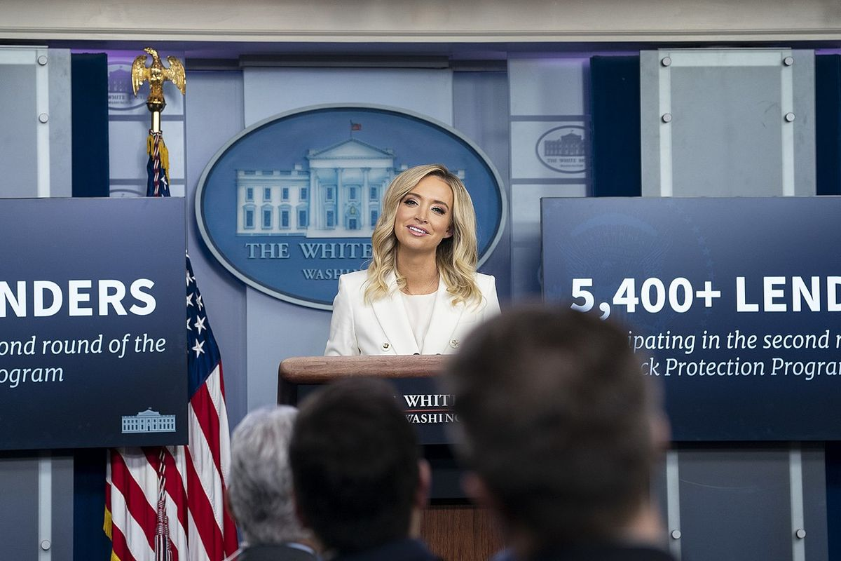 """""""Science should not stand in the way"""" of reopening schools says White House Press Secretary"""
