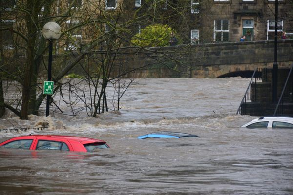 UN report: Fivefold increase in disasters related to climate change
