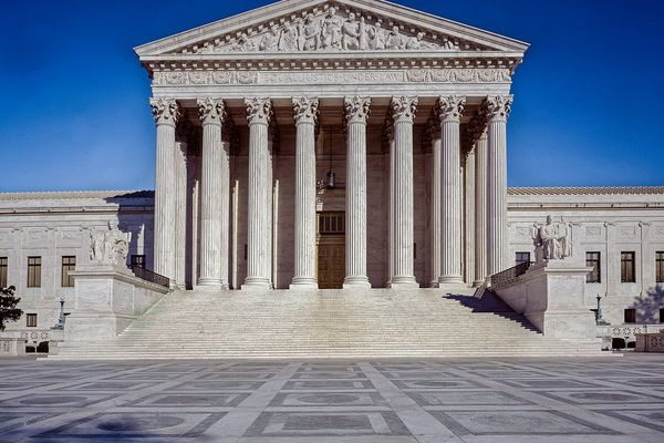 U.S. Supreme Court building, Washington, D.C