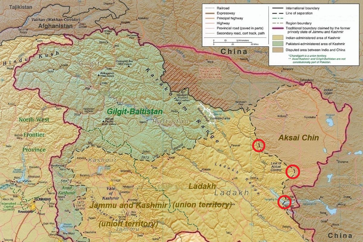 Ladakh stand-off eases as China completes troop withdrawal from three areas