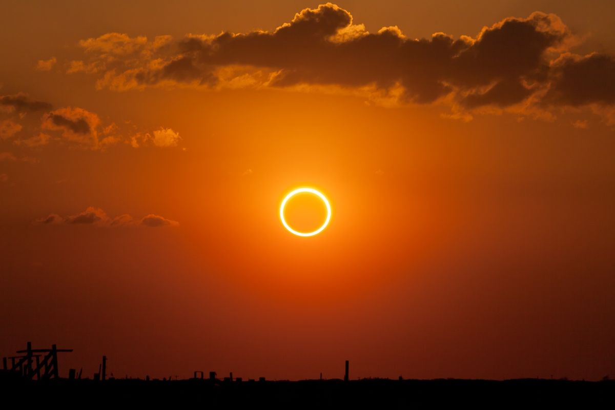 """""""Ring of Fire"""" solar eclipse to happen on June 21"""