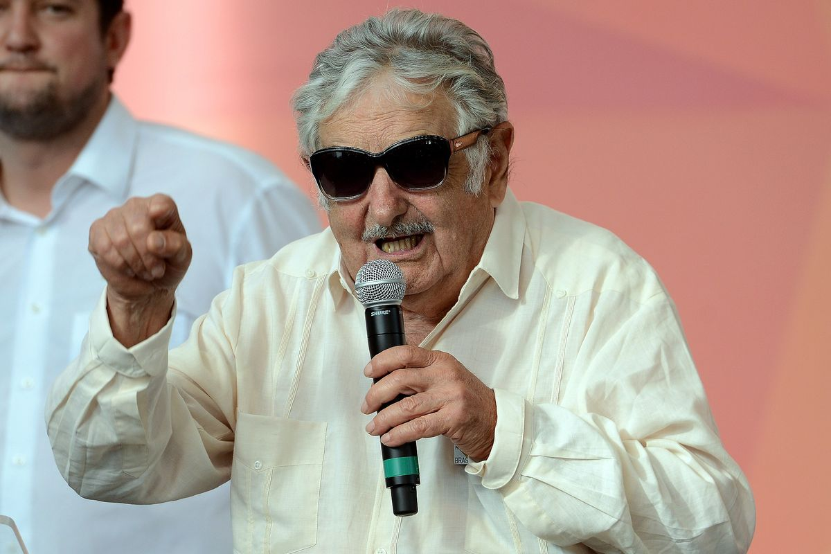 """José """"Pepe"""" Mujica confirms he will shortly be leaving his senatorial seat both because of his age and health concerns"""