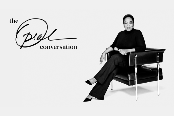 """The Oprah Conversation"" is Oprah Winfrey's newest series on Apple TV+, following ""Oprah Talks COVID-19"" and ""Oprah's Book Club."""