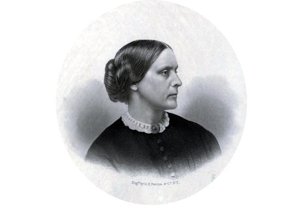 Trump pardons campaigner for women's suffrage Susan B. Anthony 114 years after death