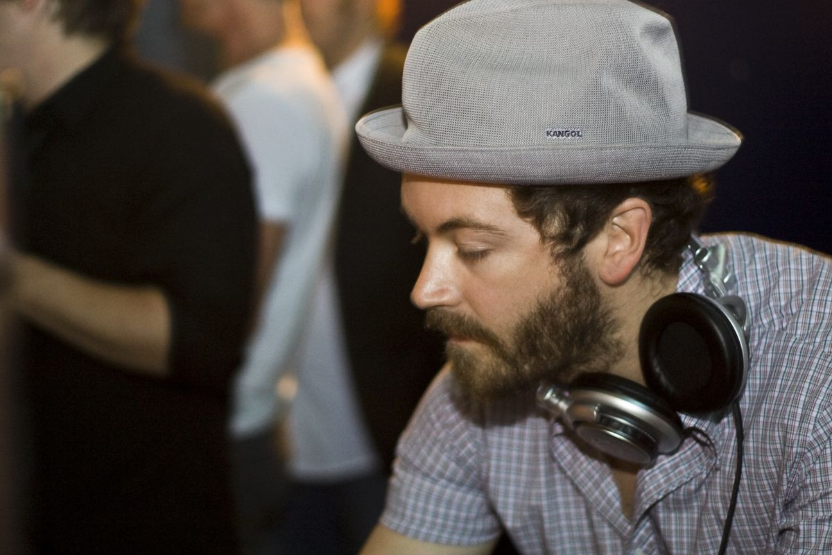 Actor Danny Masterson charged with three counts of rape in Los Angeles