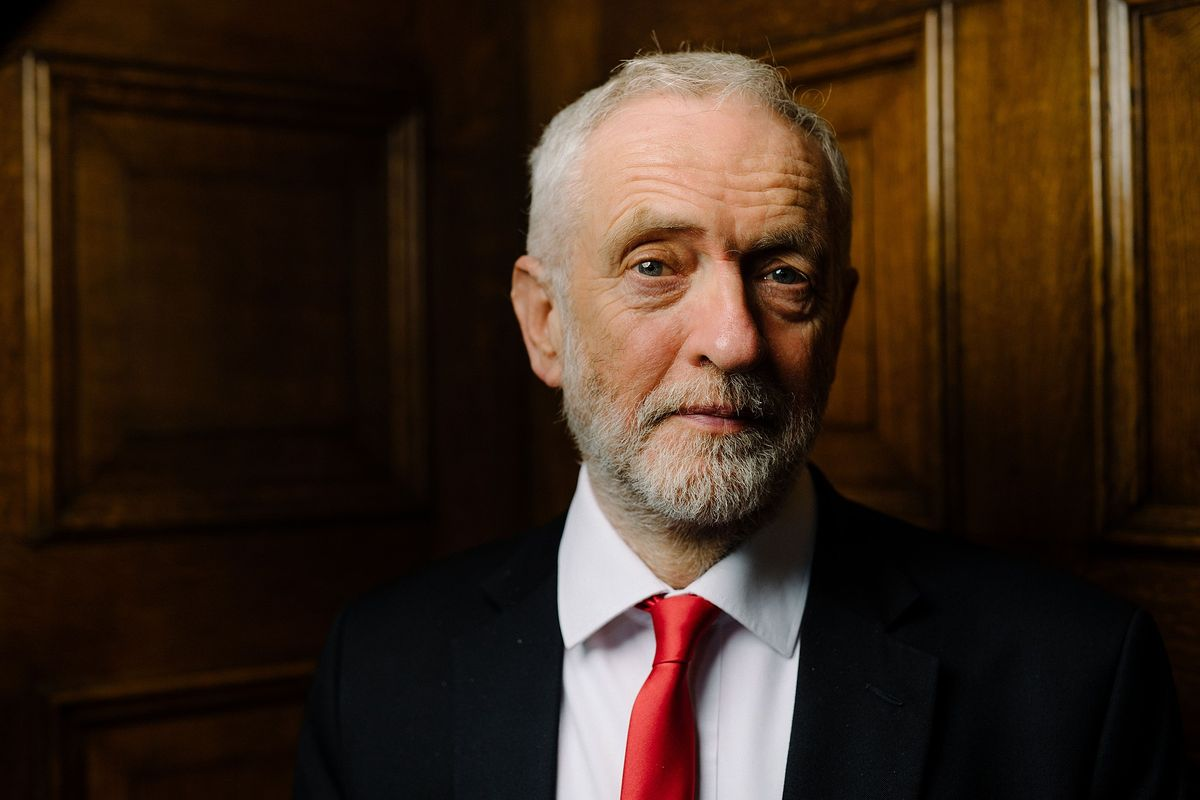 Labour party suspends ex-boss Corbyn over accusations of antisemitism