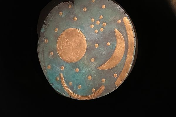 Doubts about the age of the Nebra sky disk unfounded research group says