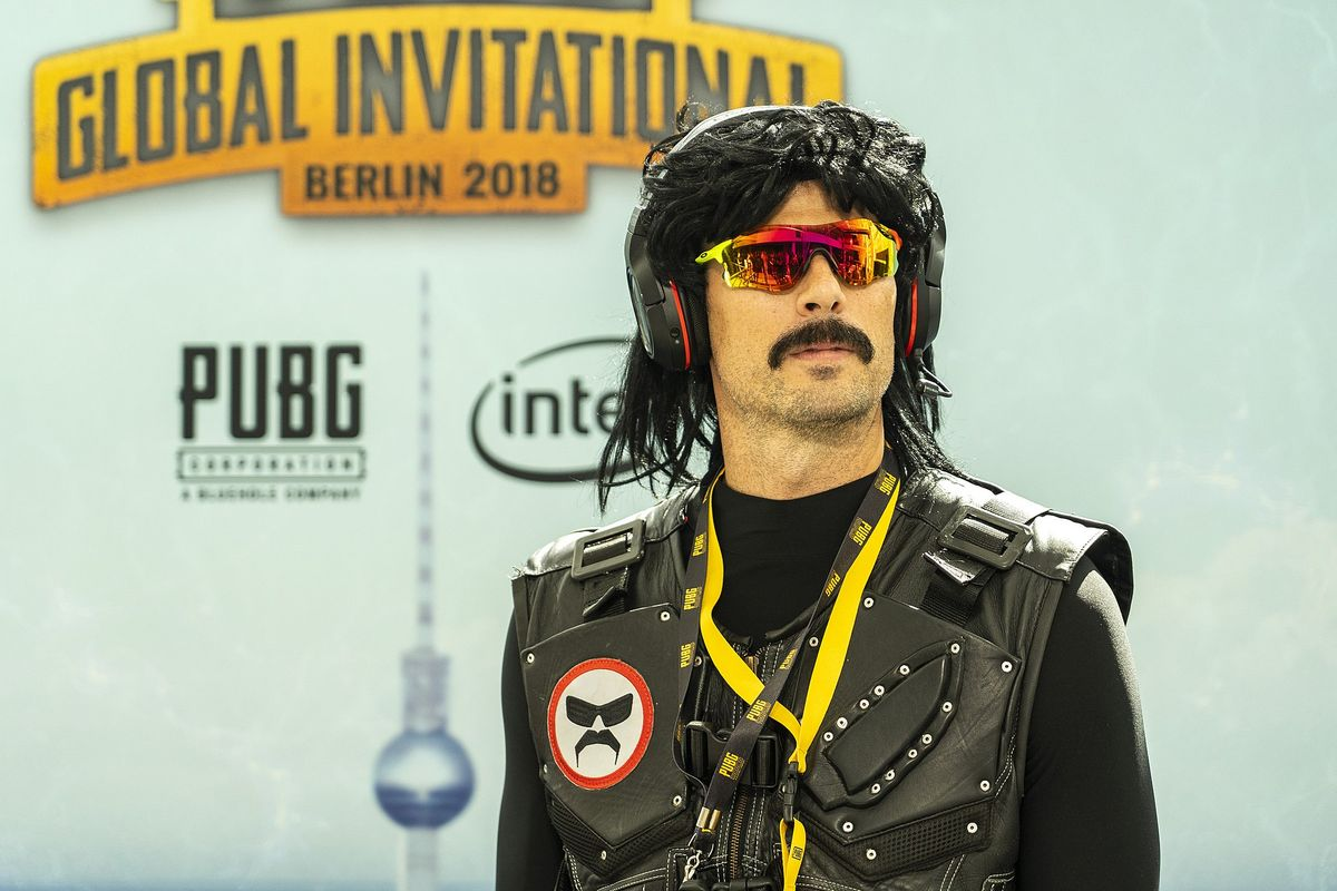 Streamer Dr Disrespect teases possible comeback on YouTube