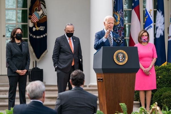 US to reach 100m Covid-19 vaccine goal on Friday – Biden