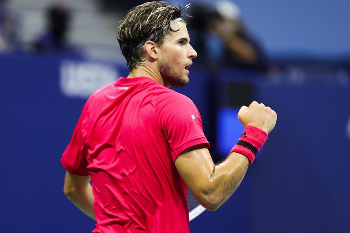 Dominic Thiem and Alexander Zverev will play for the 2020 U.S. Open title