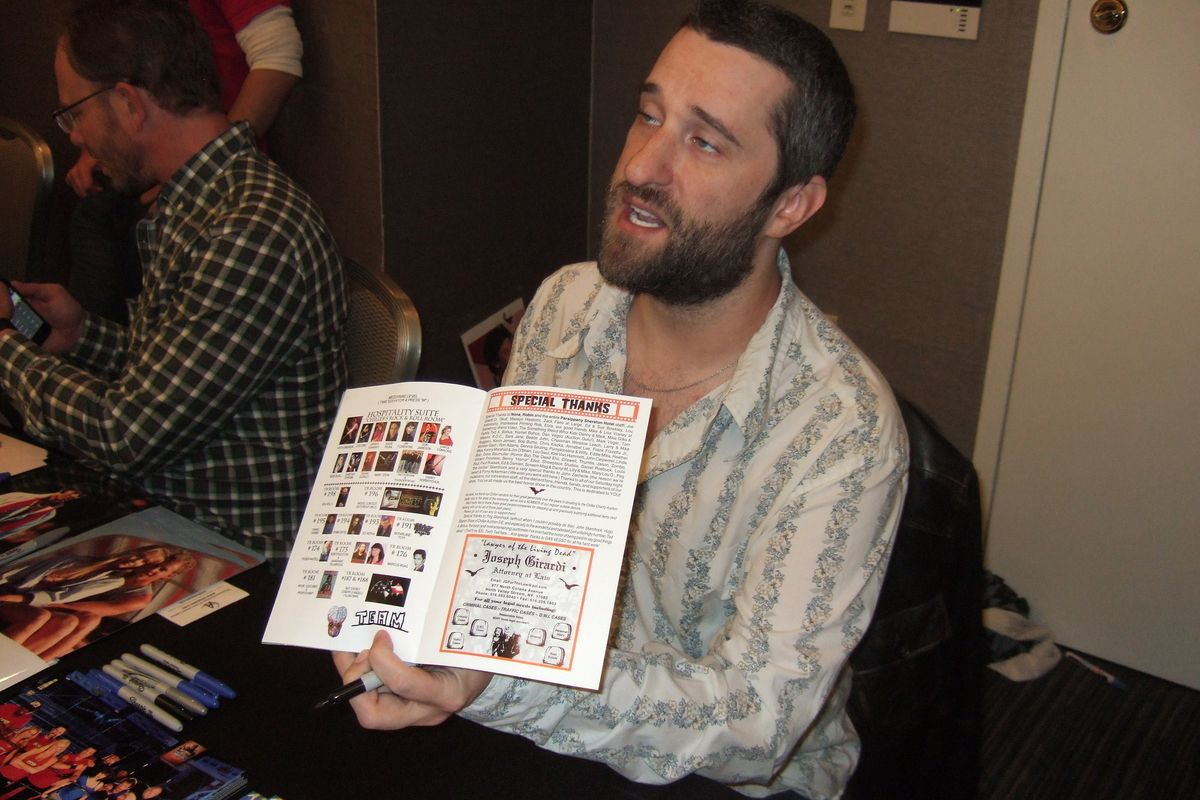 Dustin Diamond, 'Saved by the Bell' actor, dead at 44