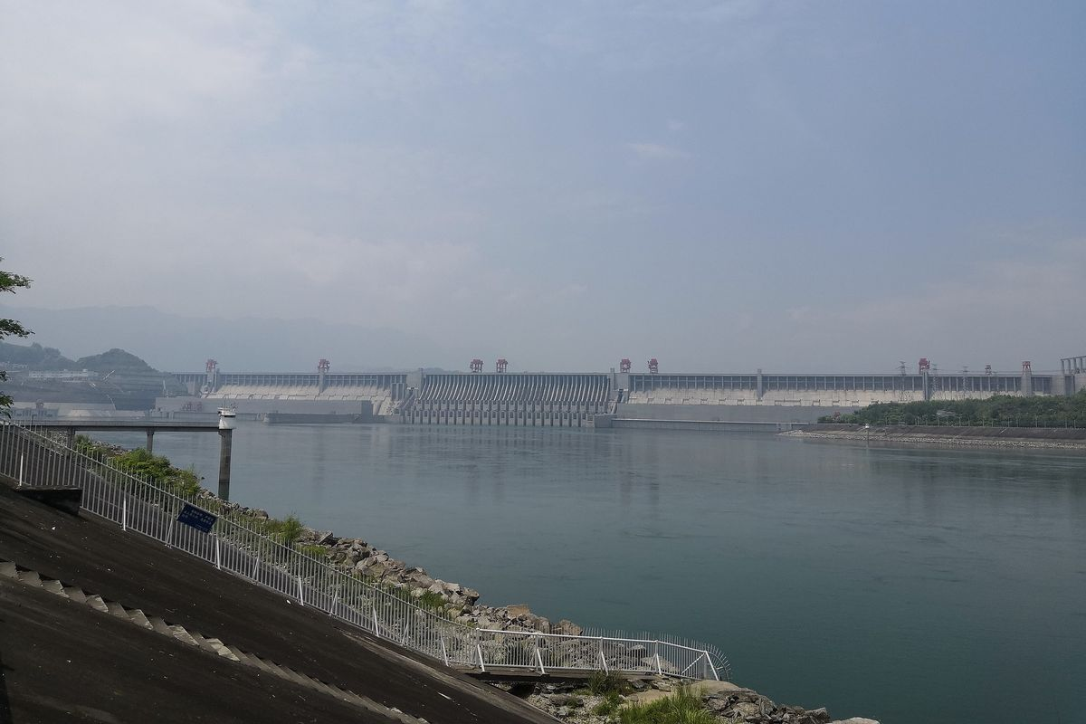 Three Gorges Dam in China nears maximum, already 20 meters higher than warning level
