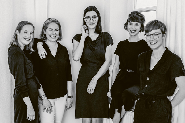 German all-female publishing house wants to turn the industry upside down : Ecco publishes and employs exclusively women