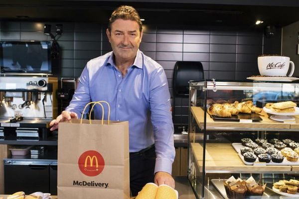 McDonald's sues former CEO Steve Easterbrook
