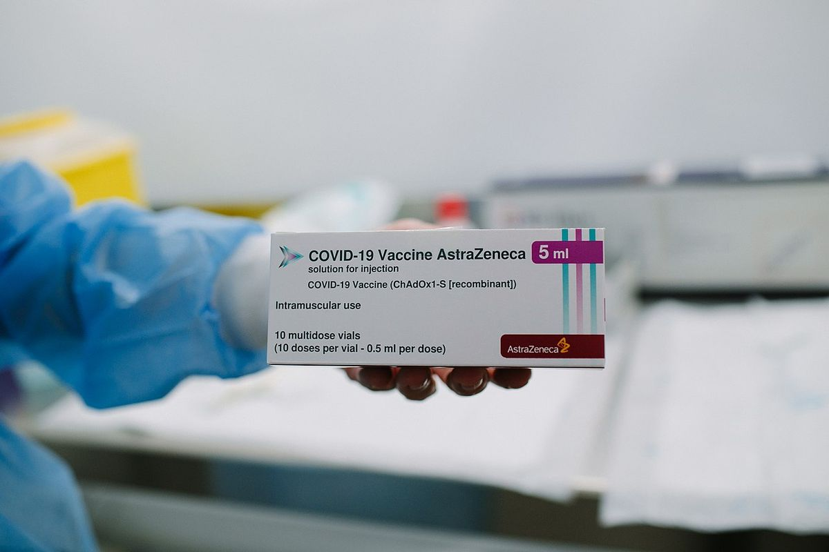 France will offer the Oxford/AstraZeneca Coronavirus vaccine to some people over 65