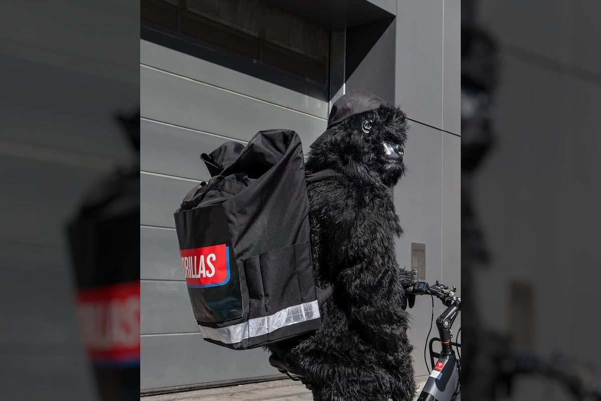 Gorillas, the on-demand grocery delivery startup, has raised $44M in Series A