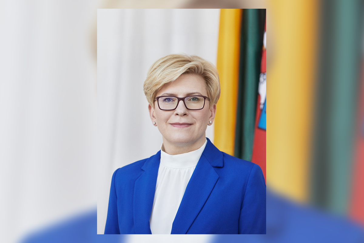 Lithuania appoints first female prime minister