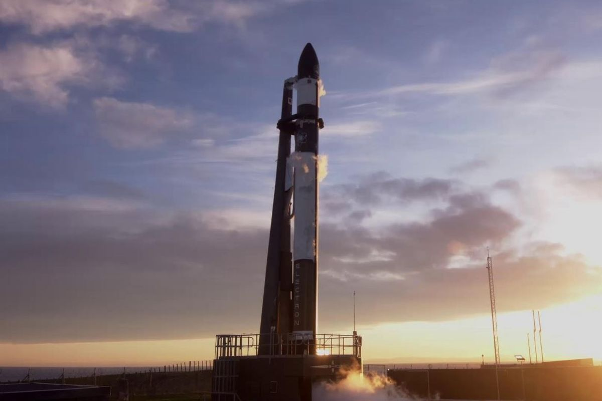Rocket Lab to launch a seven-satellites rideshare mission Saturday