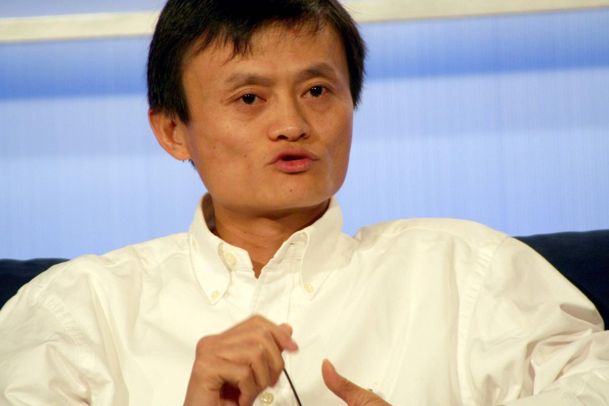 Billionaire Alibaba founder Jack Ma makes first public appearance in three months