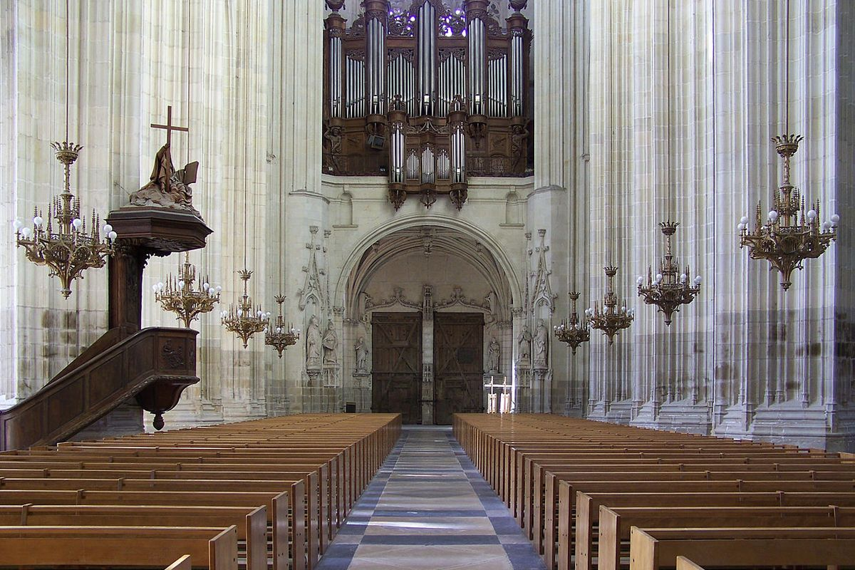 """France: Restoration of Cathédrale Saint-Pierre-et-Saint-Paul de Nantes likely to take """"at least three years"""""""