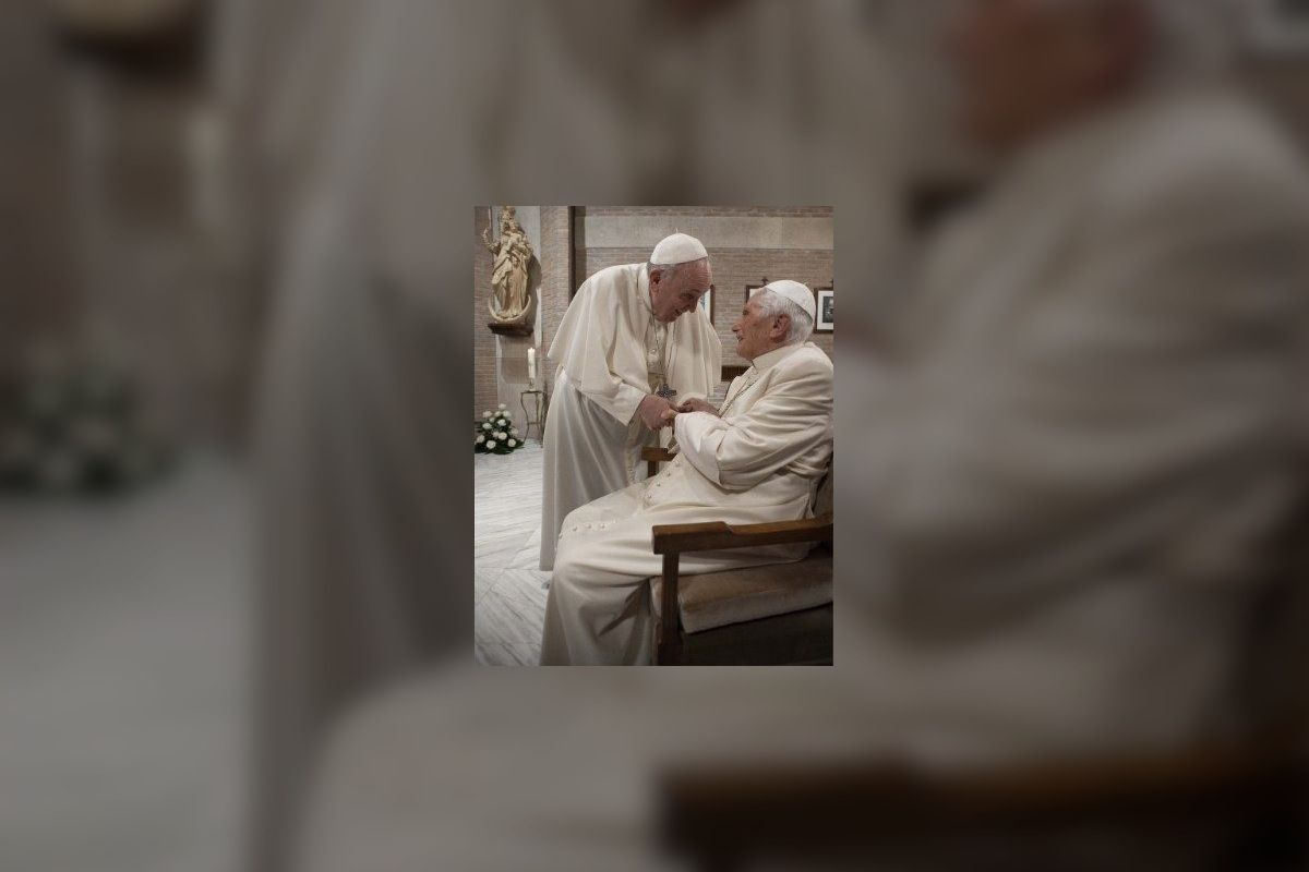 Pope Francis and his predecessor Pope Benedict received first shot of Covid-19 vaccine