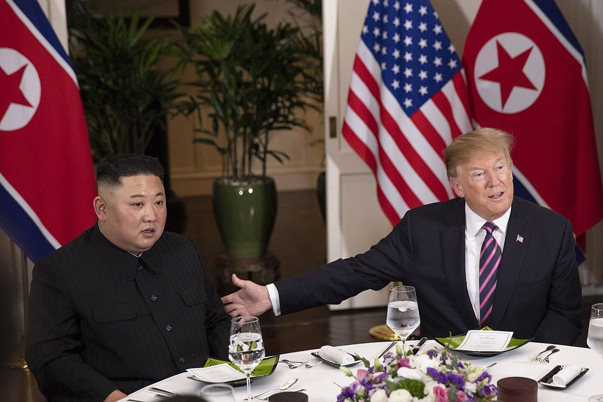 Trump allegedly offered Kim Jong Un a ride on Air Force One following Vietnam summit