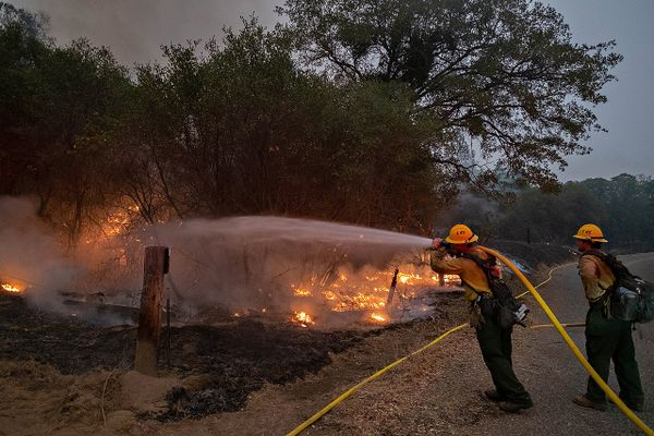 Southern Californian fires: Nearly 70,000 people under mandatory evacuation orders