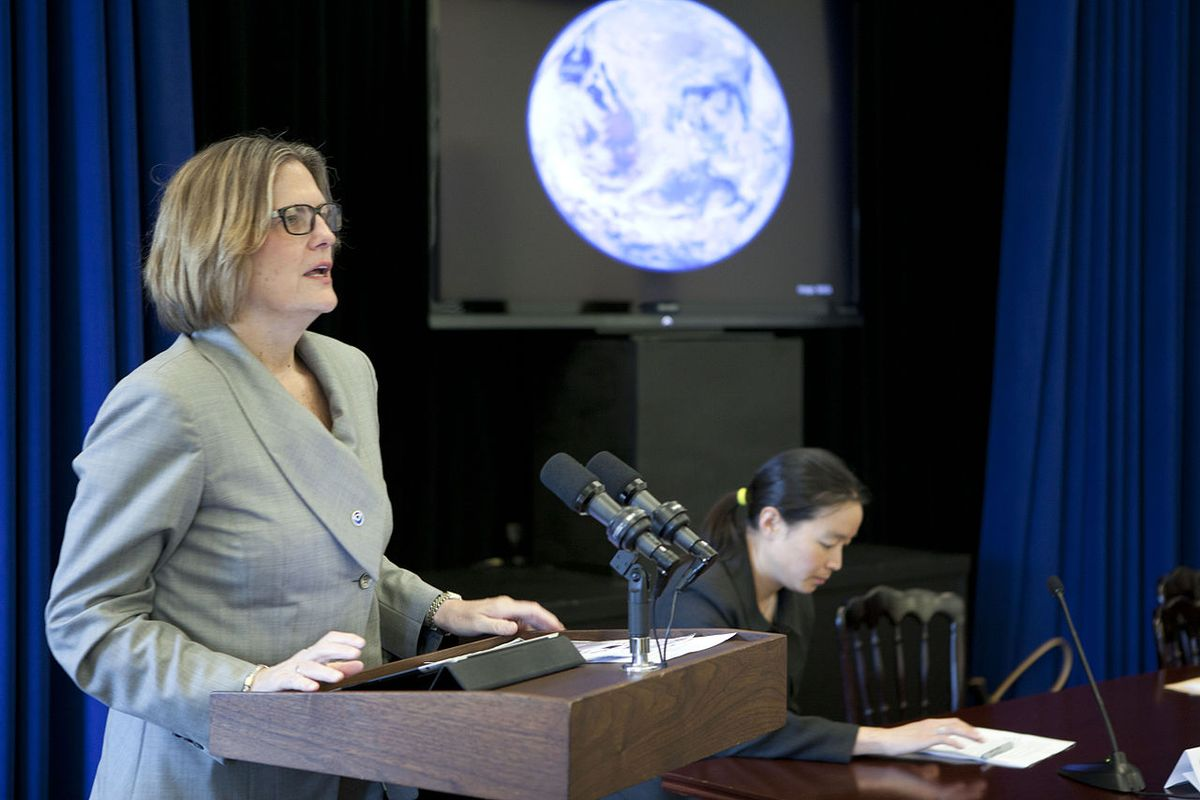 Kathy Sullivan: First American woman who walked in space successfully dove to lowest point on earth