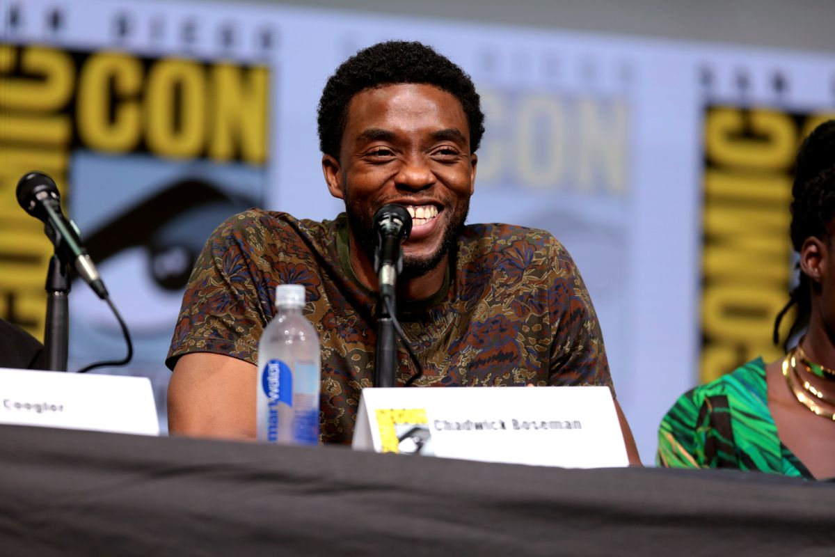 Actor Chadwick Boseman dies at 43 after a 4-year fight with colon cancer