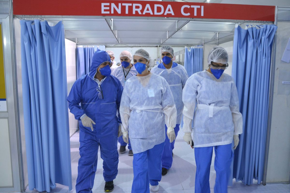 Brazil Covid-19 confirmed cases over 700,000, more than 37,000 deaths