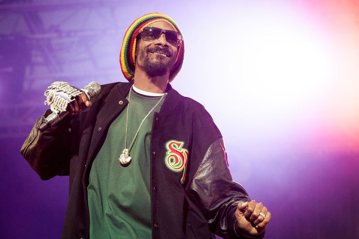 Snoop Dogg admits to vote for the first time in 2020