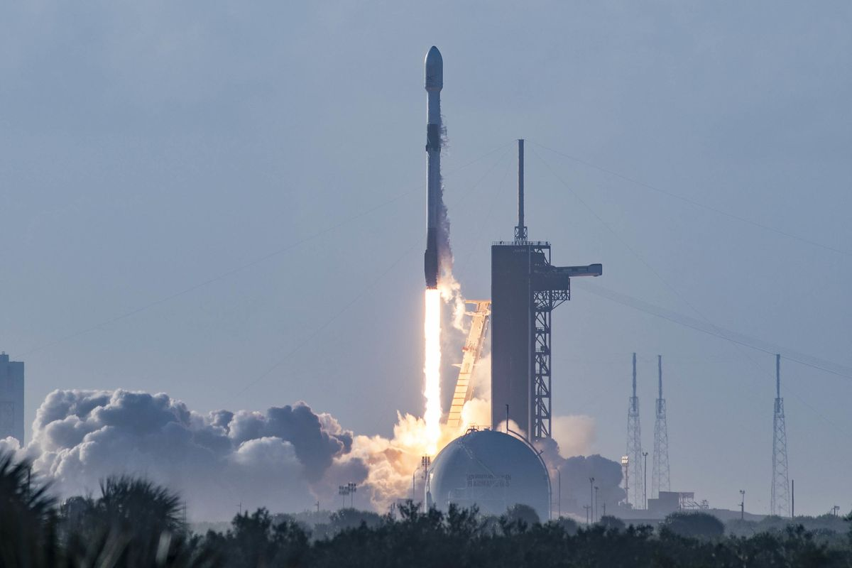 SpaceX has launched 60 Starlink internet satellites