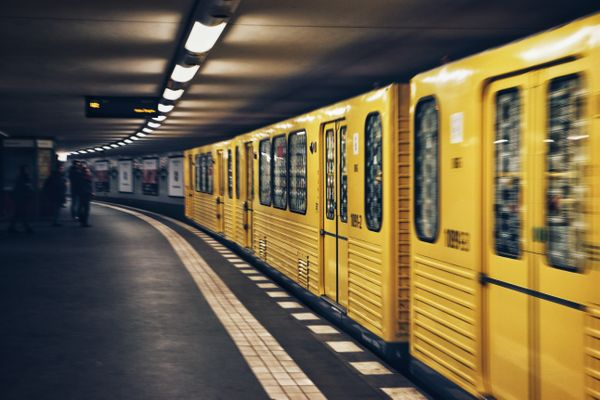 Berlin: 30,000 passengers without face mask in public transportation