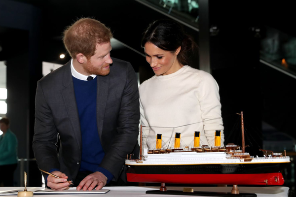 Prince Harry and Duchess Meghan expecting second child