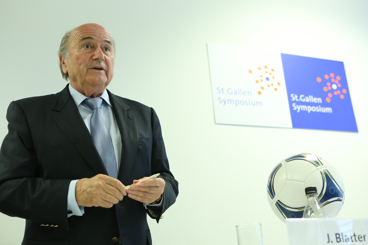 FIFA gives former president Sepp Blatter an additional ban of six years eight months