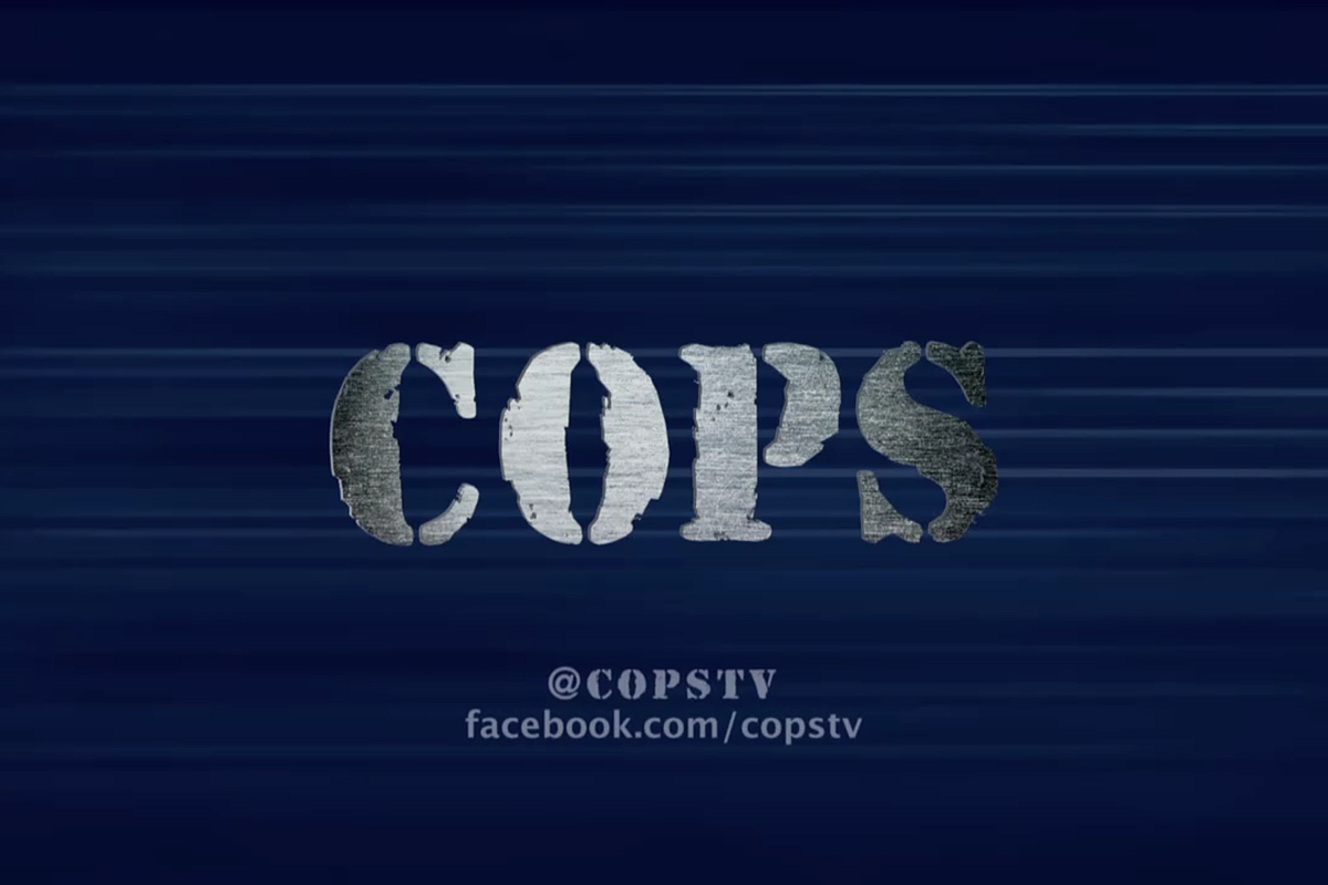 """TV show """"Cops"""" gets canceled amid global outcry against police brutality"""