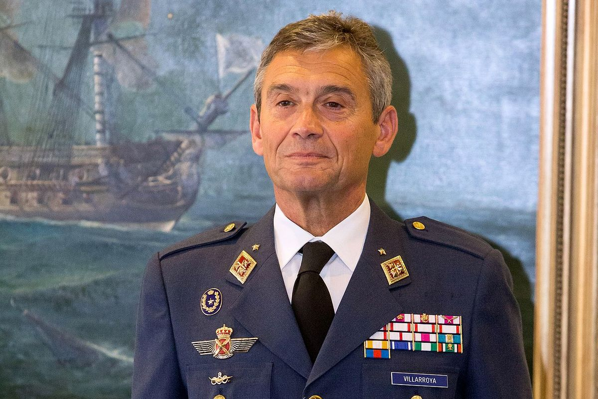 The Spanish Chief of Defence Staff has resigned after receiving Covid-19 vaccination earlier than protocols required
