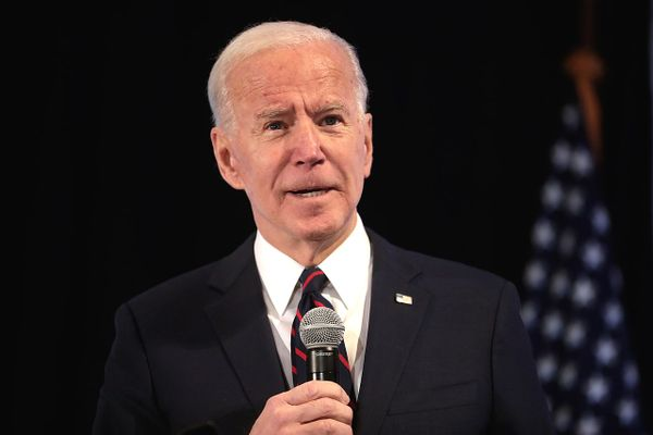 "Biden says he'd ""do whatever it takes to save lives"" if elected president"