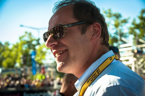 Christian Prudhomme - 2012 Tour de France