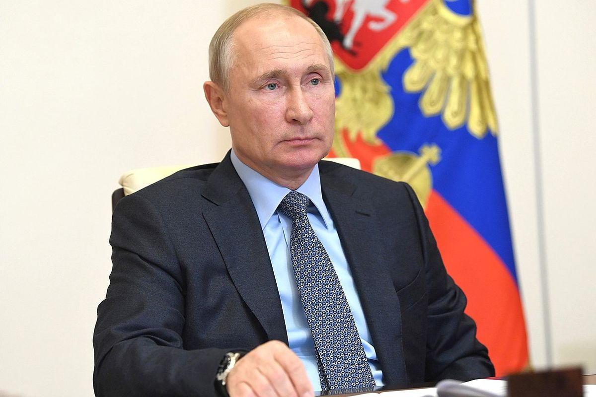 Belarus: Putin states Russian police is on standby to enter Belarus