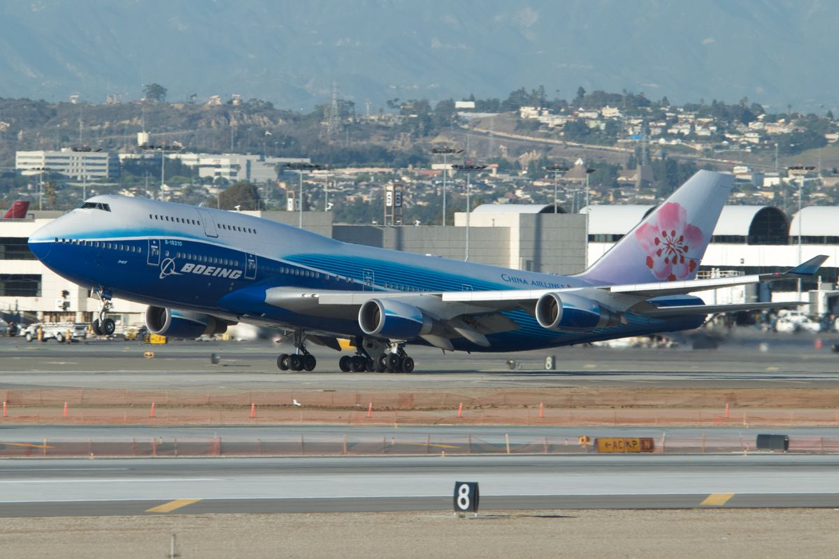 Boeing to end production of the 747 in 2022