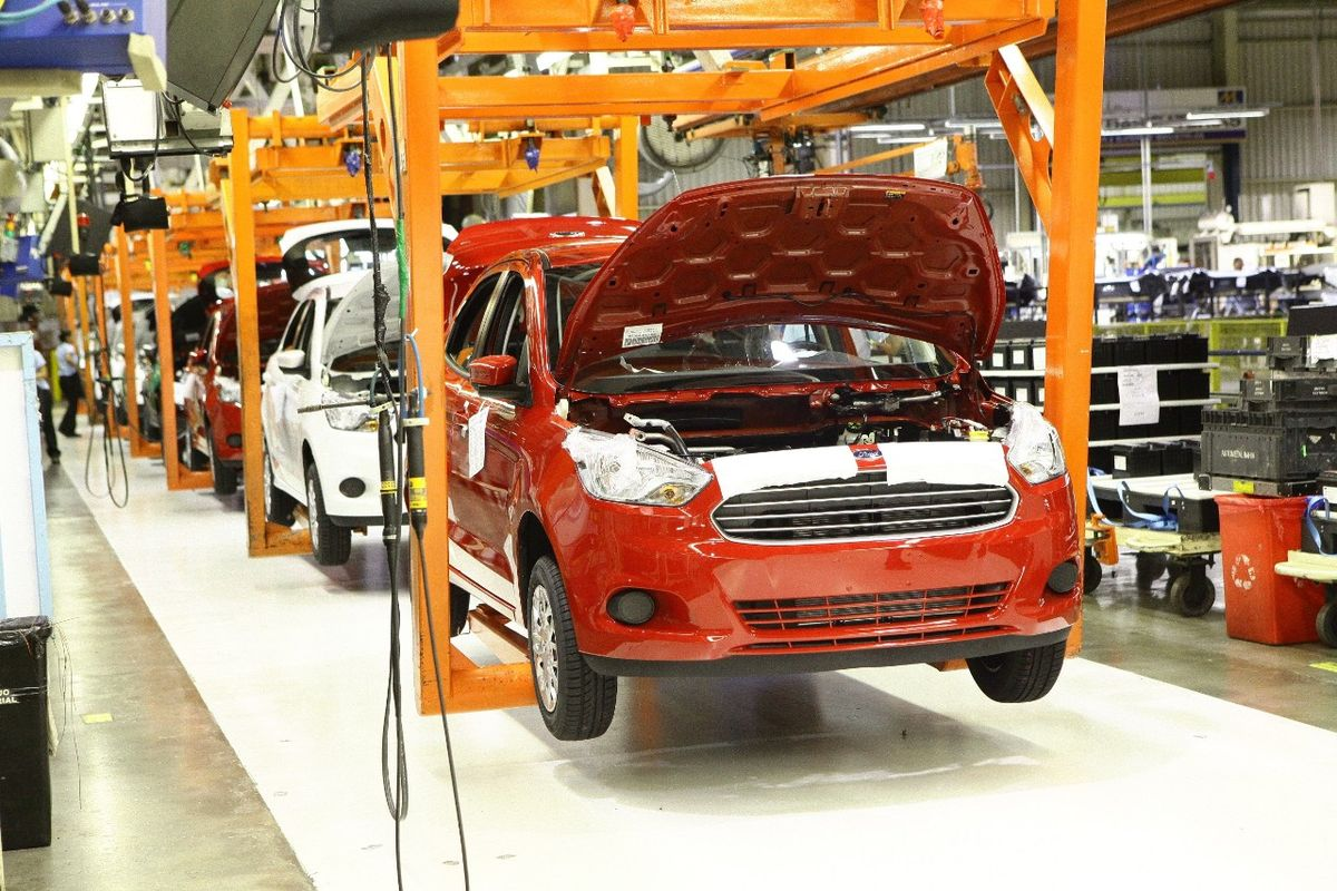 Ford announces end of vehicle production in Brazil and closure of factories