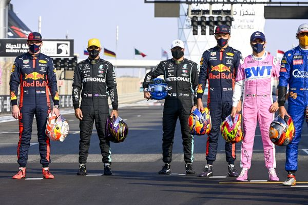 F1 season ends with Verstappen race win in Abu Dhabi