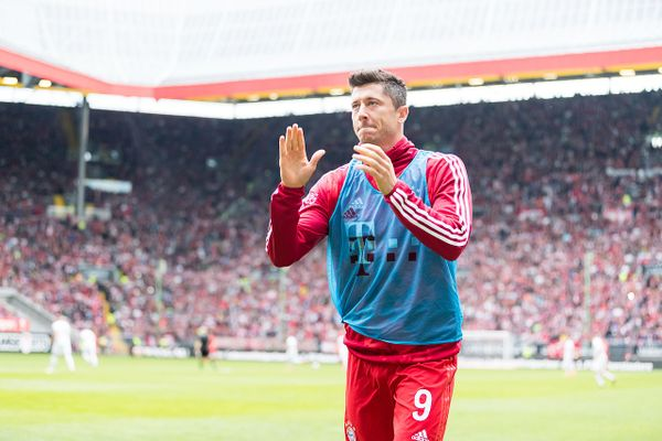 Bayern striker Lewandowski is Germany's footballer of the year 2020