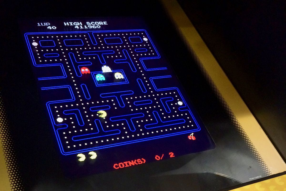 Pac-Man turns 40