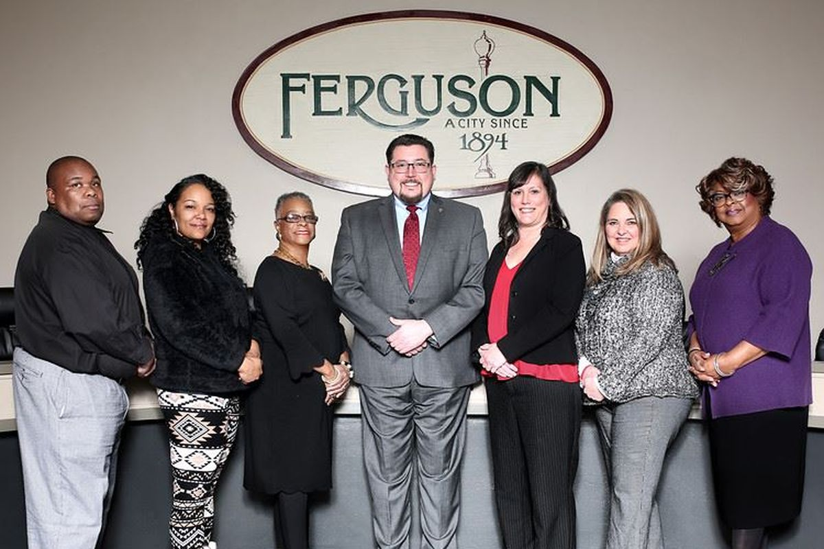 Ella Jones elected first black mayor of Ferguson, Missouri