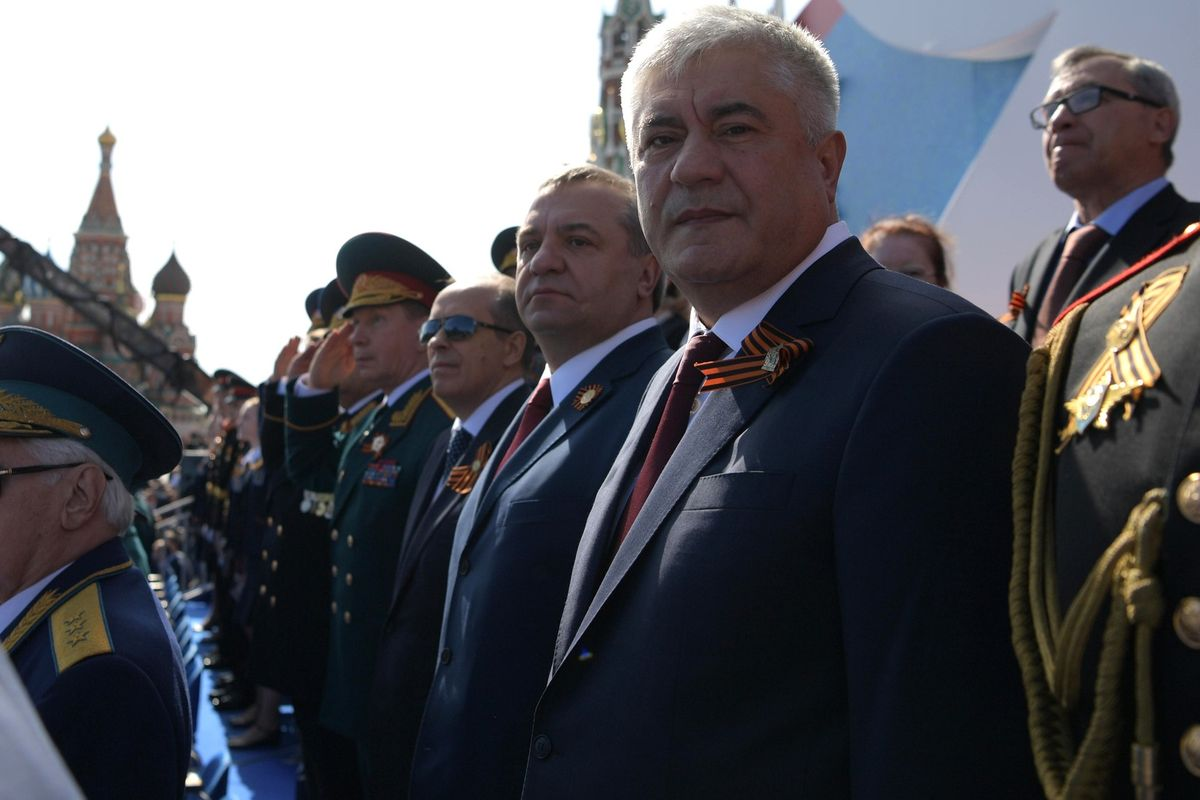 Russia stages military parade one day ahead of referendum to extend Putin's rule until 2036
