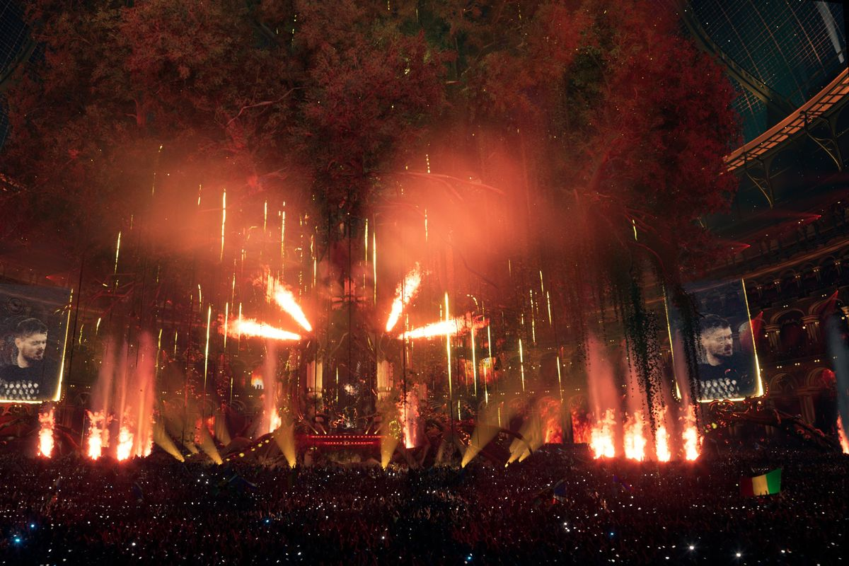 Tomorrowland hosts digital festival instead of winter edition
