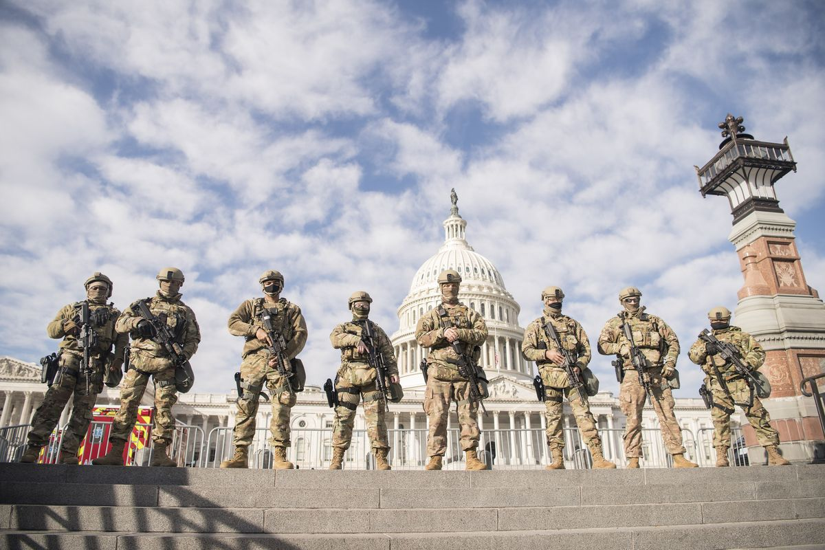 All 50 US states prepare for possible violence ahead of Biden's inauguration