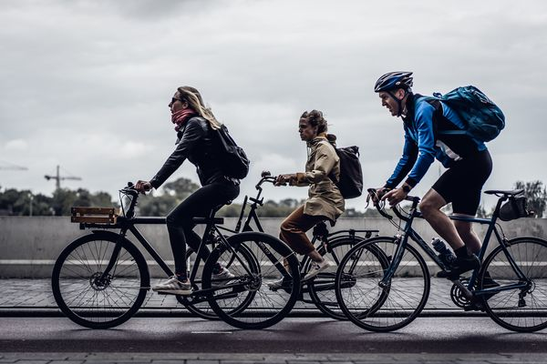 Post-lockdown surge in bicycle purchases